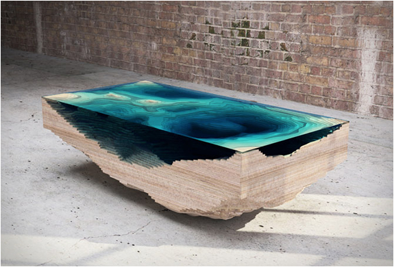 The Abyss Table | By Duffy London | Image