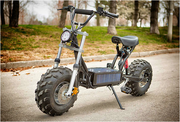 THE BEAST | ELECTRIC OFF-ROAD SCOOTER | Image