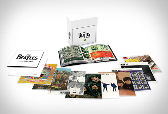 THE BEATLES IN MONO VINYL BOX SET | Image