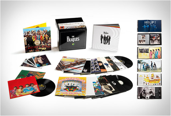 THE BEATLES STEREO VINYL BOX SET | Image