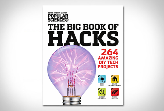 THE BIG BOOK OF HACKS | Image