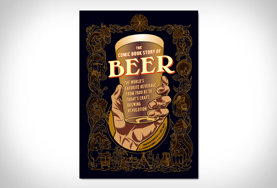 The Comic Book Story Of Beer | Image