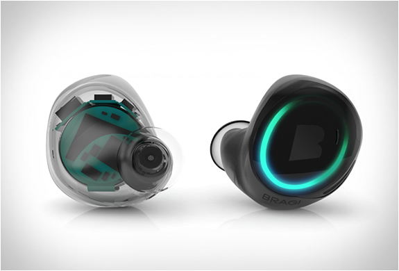 The Dash | Wireless Smart Earphones | Image