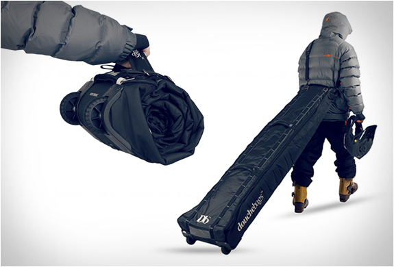 THE DOUCHEBAG | SKI AND SNOWBOARD BAG | Image