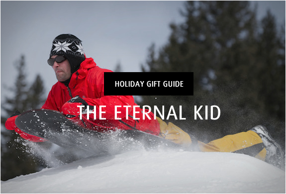 Holiday Gift Guide | The Eternal Kid | Image