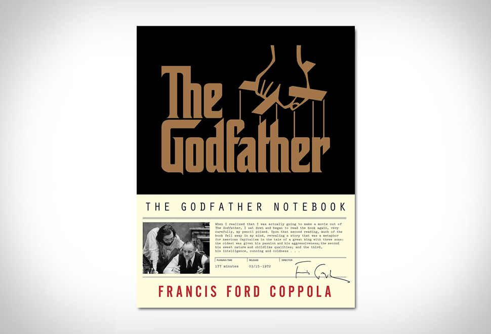 THE GODFATHER NOTEBOOK | Image