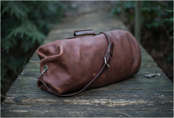 THE GUNNAR DUFFLE | BY GO FORTH GOODS | Image