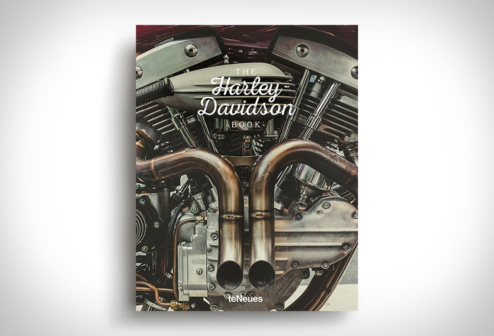 The Harley-Davidson Book | Image
