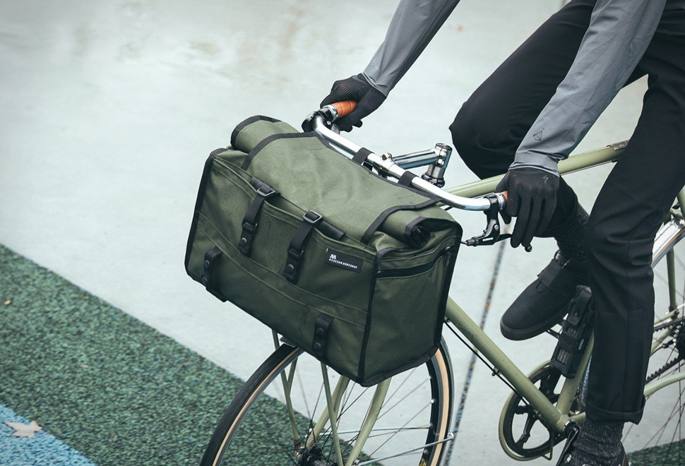 THE HELMSMAN DUFFLE BAG | Image