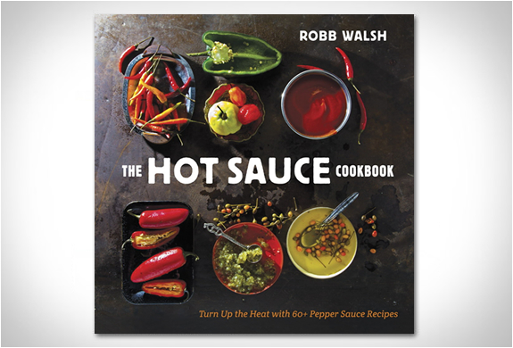 The Hot Sauce Cookbook | Image