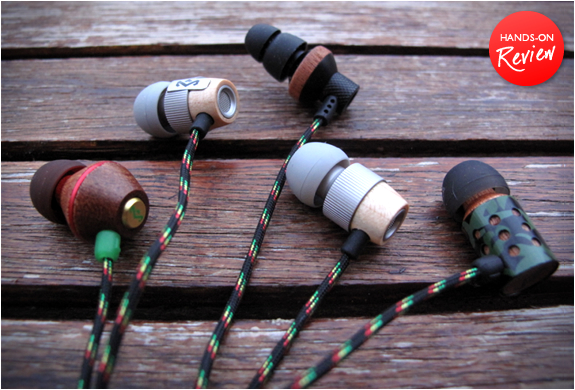 In-ear Headphones | By The House Of Marley | Image