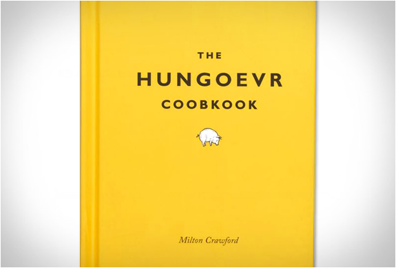 The Hungover Cookbook | Image