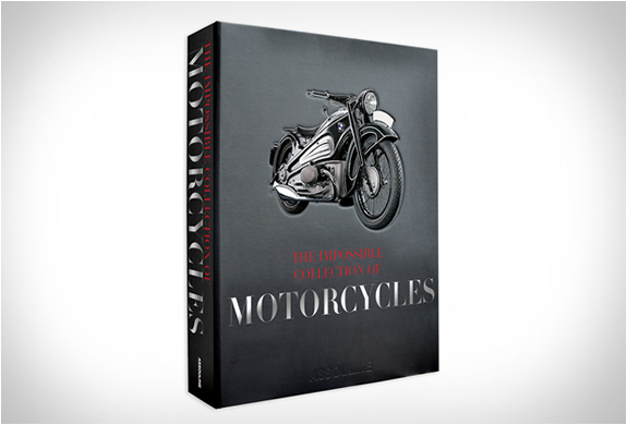 THE IMPOSSIBLE COLLECTION OF MOTORCYCLES | Image