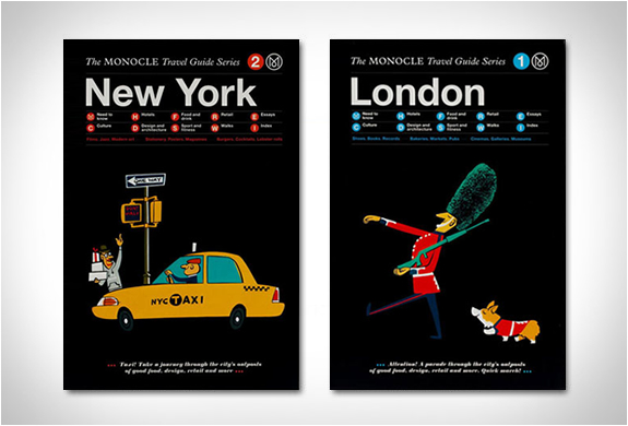 MONOCLE TRAVEL GUIDES | Image