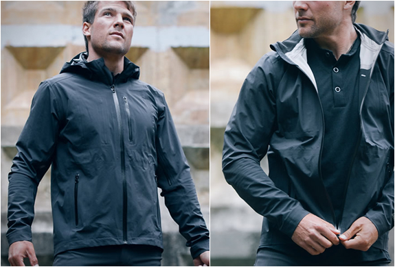 The Orion | Ultralight Waterproof Jacket