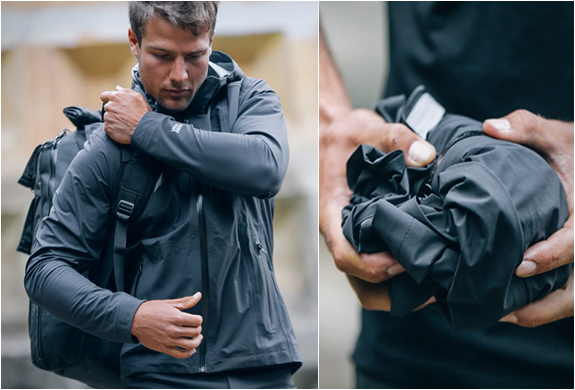 THE ORION | ULTRALIGHT WATERPROOF JACKET | Image