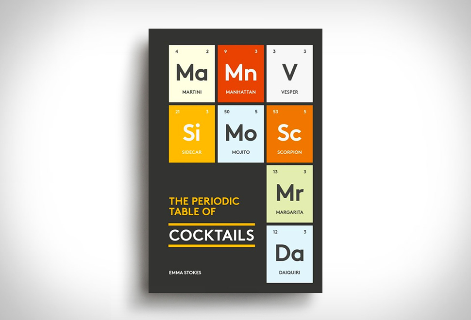 THE PERIODIC TABLE OF COCKTAILS | Image