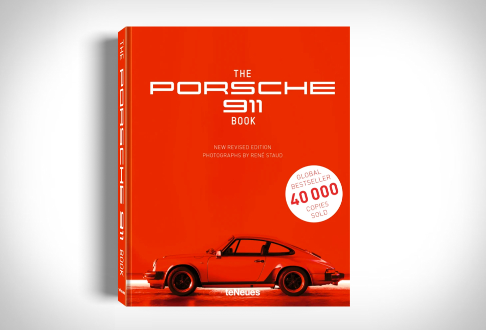 THE PORSCHE 911 BOOK | 50TH ANNIVERSARY EDITION | Image