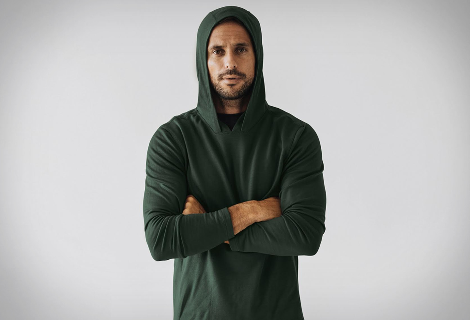 The Porter Hoodie from OLIVERS | Image