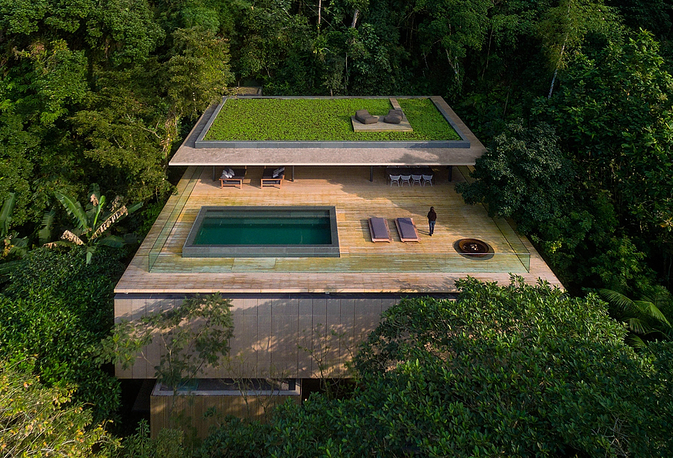 The Rainforest House | Image