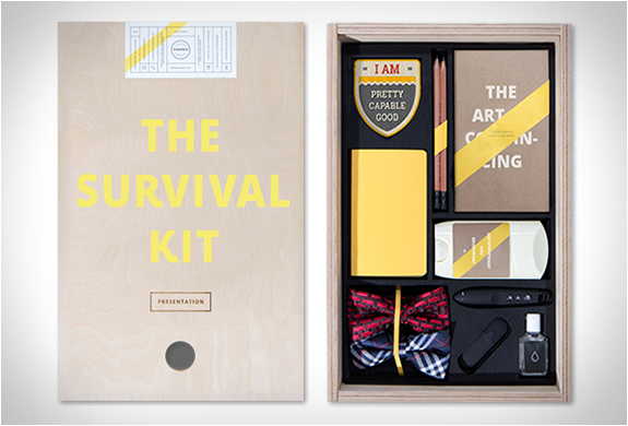 THE SURVIVAL KIT | Image