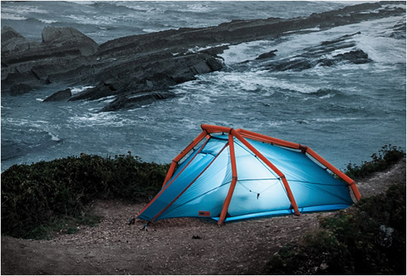 The Wedge Tent | By Heimplanet | Image