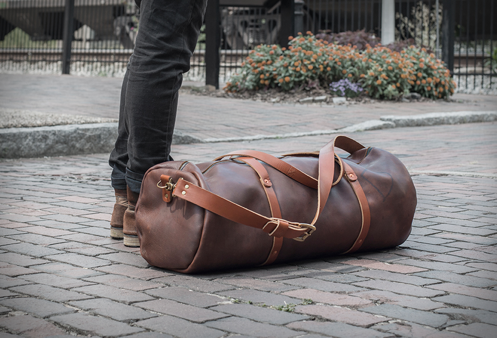 THE WILLIAM DUFFLE | Image