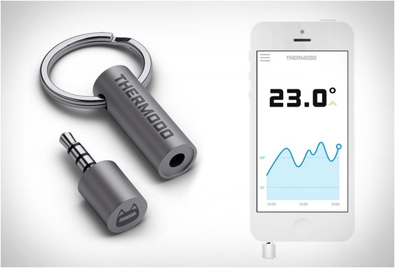 THERMODO | ELECTRICAL THERMOMETER | Image