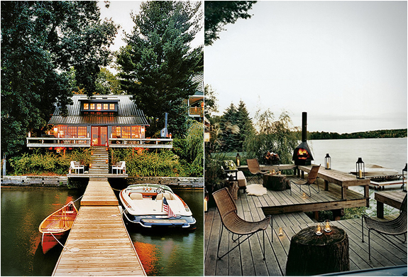 LAKE HOUSE | BY THOM FILICIA | Image