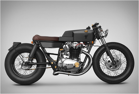 YAMAHA XS650 | BY THRIVE MOTORCYCLE | Image