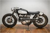 1970 HONDA CL450 | BY SPIN CYCLE INDUSTRIES