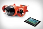 AQUABOTIX HYDROVIEW | IPAD SUBMARINE CAMCORDER