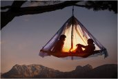 HANGING TENT | BY BLACK DIAMOND