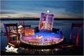 BREGENZ FESTIVAL | OPERA ON THE LAKE  AUSTRIA