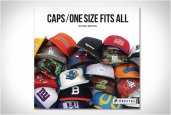 CAPS | ONE SIZE FITS ALL