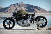 X132 HELLCAT COMBAT | BY CONFEDERATE MOTORCYCLES