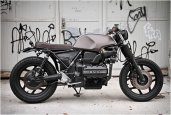 CUSTOM BMW K75 | BY MOTO SUMISURA