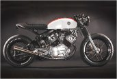 YAMAHA VIRAGO | BY DOCS CHOPS