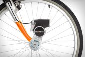 ECOXPOWER | CHARGE SMARTPHONE /GPS PEDALING
