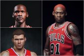 HYPER REALISTIC NBA COLLECTION | BY ENTERBAY