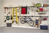 FASTTRACK | GARAGE ORGANIZATION SYSTEM