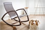 GAIVOTA ROCKING CHAIR