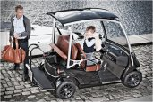 GARIA | LUXURY GOLF CARTS