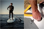 GNARALOO INFLATABLE SUP