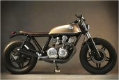 HONDA CICLOPE | BY CDR MOTORCYCLES