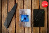 CARDSHARP 2 | CREDIT CARD FOLDING KNIFE