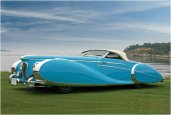 1949 DELAHAYE TYPE S ROADSTER | FOR AUCTION