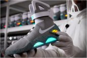 LIMITED EDITION 2011 NIKE MAG | BACK TO THE FUTURE SNEAKERS