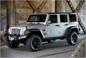 2012 JEEP WRANGLER CALL OF DUTY | SPECIAL EDITION