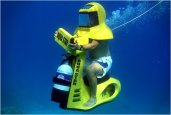 AS1 UNDERWATER DIVING SCOOTER | BY AQUA STAR